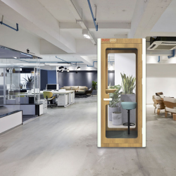 Huddle spaces are taking over meeting rooms